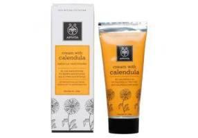 APIVITA Moisturizing Body Cream With Calendula & Olive