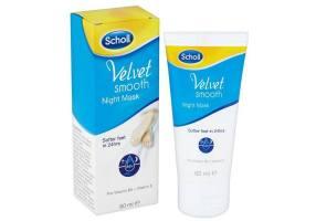 SCHOLL Velvet Soft Ενυδατική Μάσκα Νύχτας 60ml