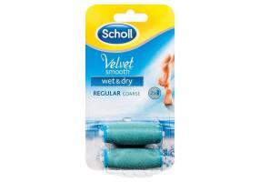 SCHOLL Velvet Smooth Wet & Dry Ανταλλακτικά Ηλεκτρικής Λίμας Ποδιών