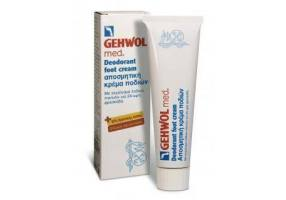 GEHWOL Med Deodorant Foot Cream 75 Ml