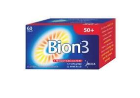 SEVEN SEAS Bion 3 50+ 30caps