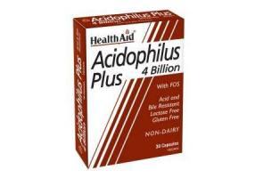 Acidophilus Plus 4 Billion - 30Vegicaps