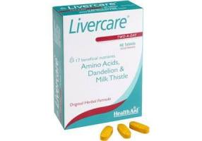HEALTH AID Liver Care™ Tablets 60's-blister