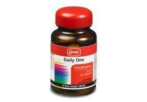 LANES Πολυβιταμίνες Daily One 30 tabs