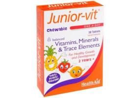 HEALTH AID Junior Vit™ Tablets 30's -blister