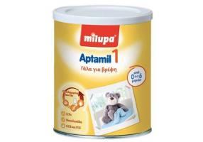 MILUPA Aptamil 1 Γάλα για Βρέφη 400gr