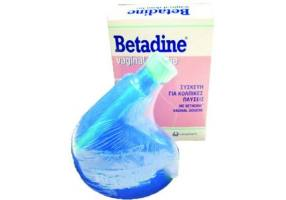 Betadine Vaginal Douche Device For Vaginal Washes