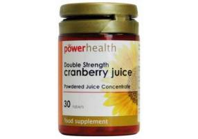 POWER HEALTH Cranberry Juice 4500mg 30caps