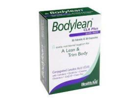 HEALTH AID Bodylean Cla Plus 30'scaps+30's Tabs