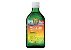 Moller's Cod Liver Oil Tutti Frutti 250ml