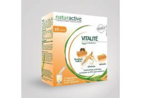 NATURACTIVE Vitalite 15 Φακ. Χ 10ml