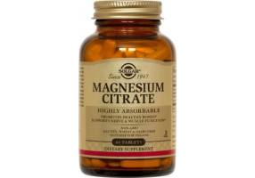 Citrate Magnesium 200mg 60Tabs