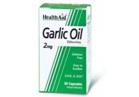 Mega Garlic Oil 2mg Odourless - 30 Vegicaps