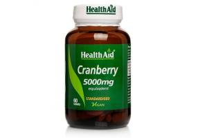 HEALTH AID Cranberry Extract Tablets 60's