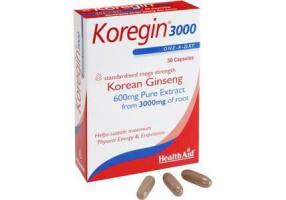 HEALTH AID Koregin 600mg -blister 30's