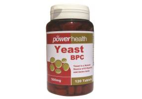 POWER HEALTH Power Yeast 120 tabs