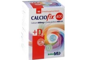 Calciofix 400 600mg&400IU D3 90 tabs