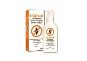 LICATACK Prevent Αντιφθειρικό Spray 100ml