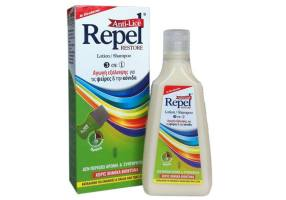 Repel Anti-Lice Restore Αντιφθειρική Αγωγή Σαμπουάν - Λοσιόν 200ml