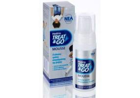 HEDRIN Treat&go Mousse 100ml