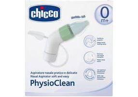 CHICCO Physioclean Κιτ Αναρρόφησης Για Τη Μύτη