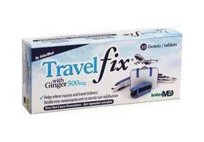 UNIPHARMA Travel - Fix 500mg 10 tabs