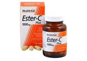 HEALTH AID Balanced Ester C 1000mg - 30 Tablets