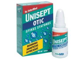 INTERMED Unisept® Otic Drops (ce) 30ml