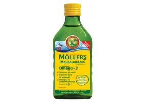 Moller's Cod Liver Oil Natural 250ml
