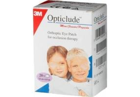 Opticlude Junior Eye Pads 20pcs