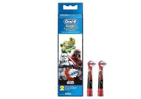 ORAL-B Stages Power Parts Star Wars 2pcs