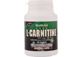 L-carnitine 550mg Tablets 30's