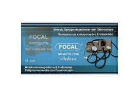 FOCAL PRESSURE METER WITH FC-101 INSTALLATION