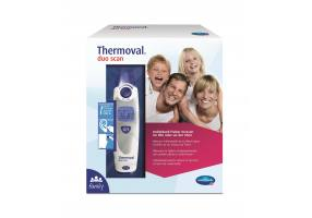 Hartmann Thermoval Duo Scan Electronic Thermometer 1 pc