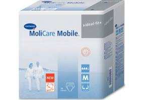 Hartmann MoliCare Mobile Medium Medium Slide (M) 14pcs