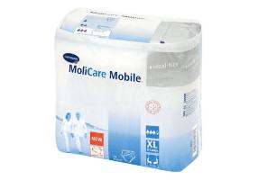 Hartmann MoliCare Mobile Ideal Fit XLarge Insole Diapers 14pcs