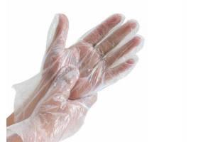 Γάντια Σαγρέ Μίας Χρήσης MEDIUM 100 τεμ