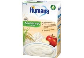 Humana Cream Apple with Rice without Milk 230gr