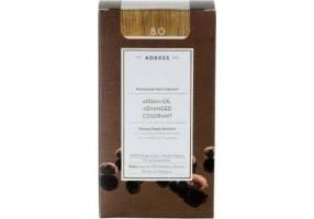 Korres Argan Oil Advanced Colorant Νr 8,0 Ξανθό Ανοικτό 50ml