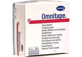 Hartmann Omnitape 10mx2cm Sporting Leash Tape 1 Piece