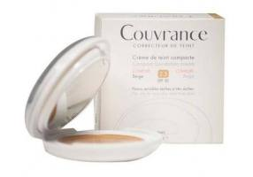 Avene Couvrance Creme Compact Creme for Dry-Very Dry Skin 2.5 Beige Spf30 10gr