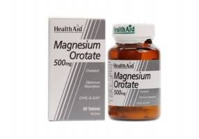 Magnesium Orotate 500mg Tablets 30's