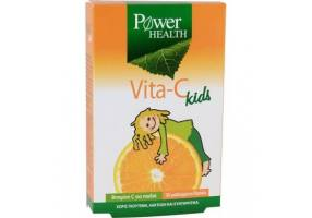 POWER HEALTH Vita-c Kids 30 Μασώμενα Δισκία