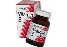Vitamin E 1000iu Natural - 30 Capsules