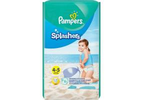 Pampers Splashers Μέγεθος 4-5 9-15 kg Πάνες-Μαγιό, 11 τεμάχια