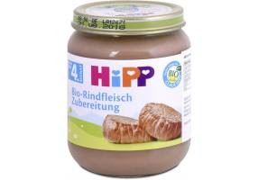 HIPP BIO CHILD FOOD BIOLOGICAL MOSCHARAK FROM 4TH MONTH 125G