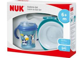 Nuk Food Set 6m + (10,225,130)