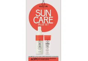 YOUTH LAB Body Guard Spf 30 150ml + Δώρο Daily Sunscreen Cream Spf 50 Oily Skin 50ml