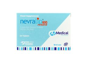 Medical Pharmaquality Nevralip Retard 600, 20 tabs