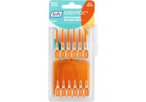TePe EasyPick XS / S Enhanced Elastic toothpick, 36pcs, orange